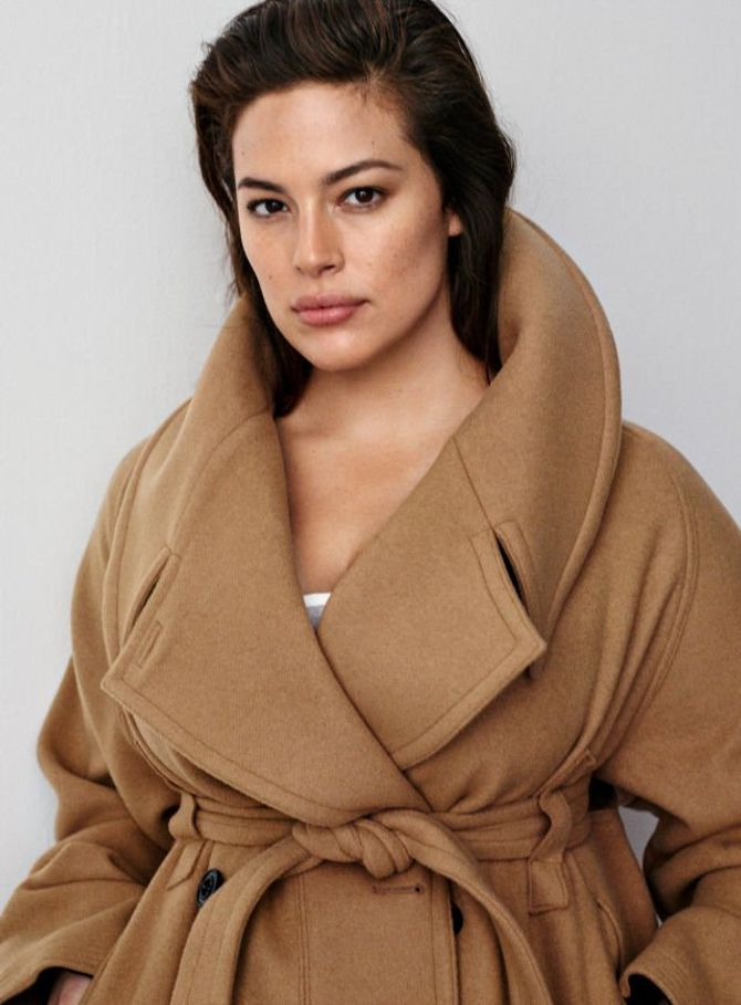 Ashley Graham pour H&M Studio