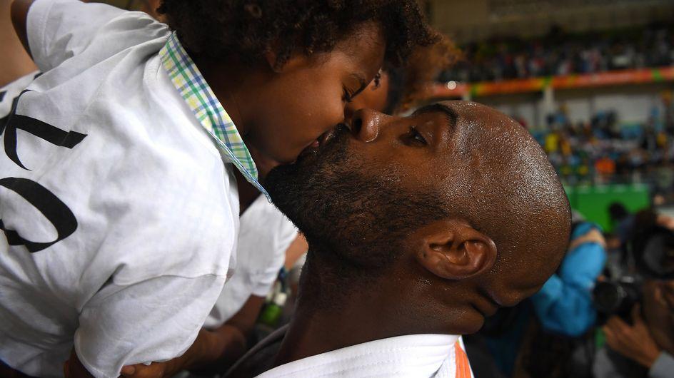 A Rio, Teddy Riner se livre et nous parle de ses émotions, de son fils...