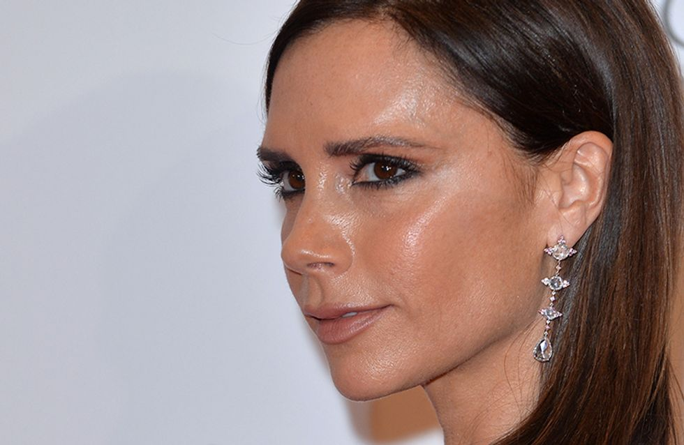 Stop Everything! Victoria Beckham Is Releasing A Makeup Collection With Estee Lauder & Obviously It's Lit