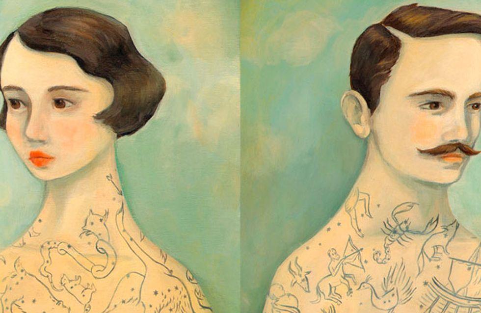 Você precisa conhecer as pinturas incríveis de Emily Winfield Martin