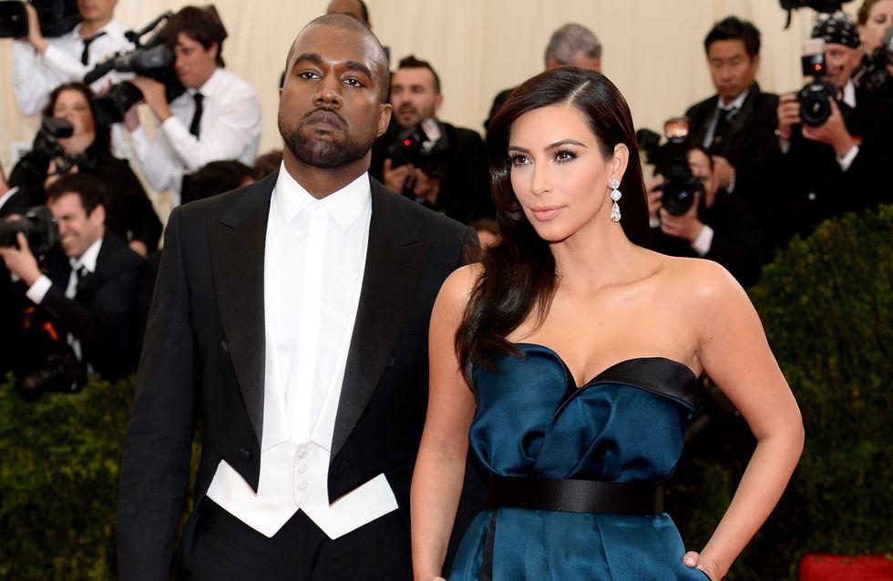 Vous ne devinerez jamais quelles robes Kim prévoit de garder pour le bal de promo de North... (Photos)