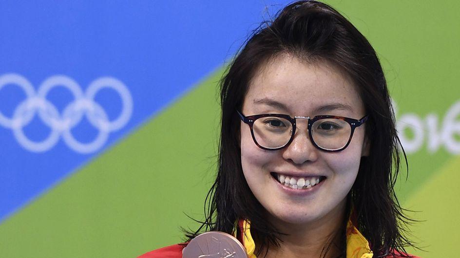 Diese Olympia-Schwimmerin macht Schluss mit unnötigen Tabus - und wir feiern sie dafür!