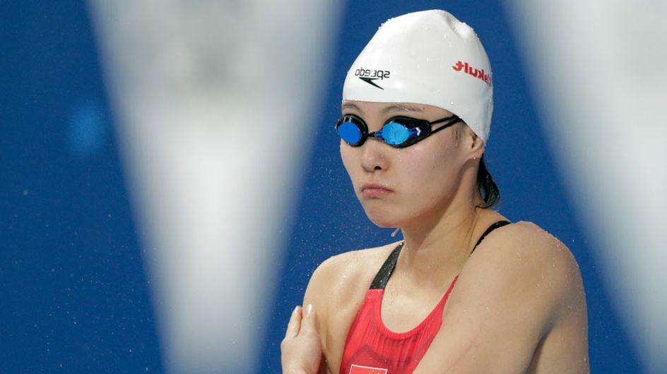 """Fu Yuanhui, la nadadora china que ha roto un tabú: """"Me vino la regla, estaba cansada"""""""