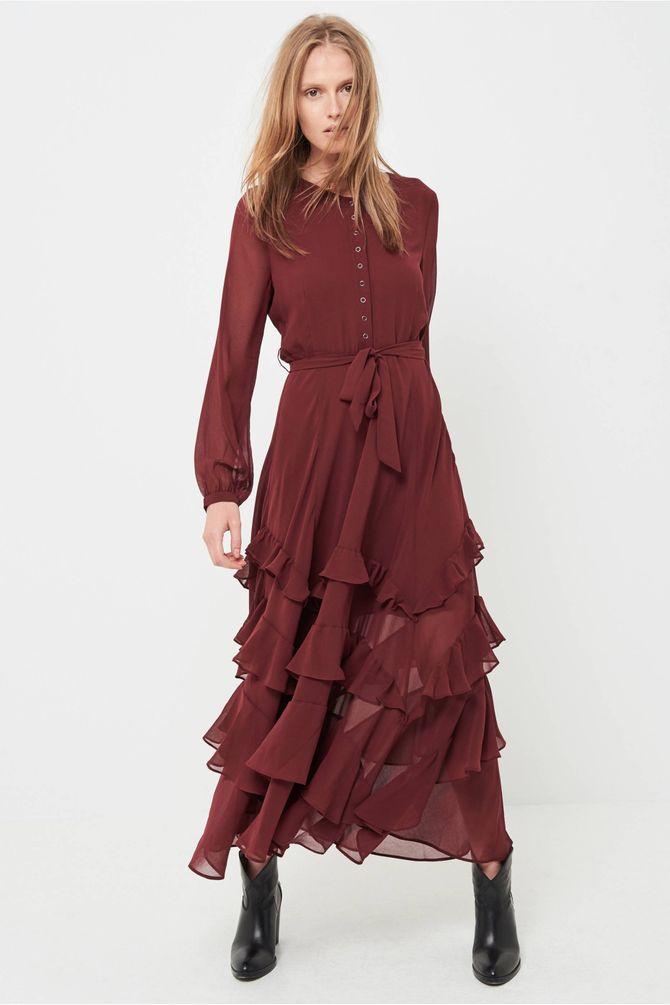 La robe gipsy Les Petites, 325 euros