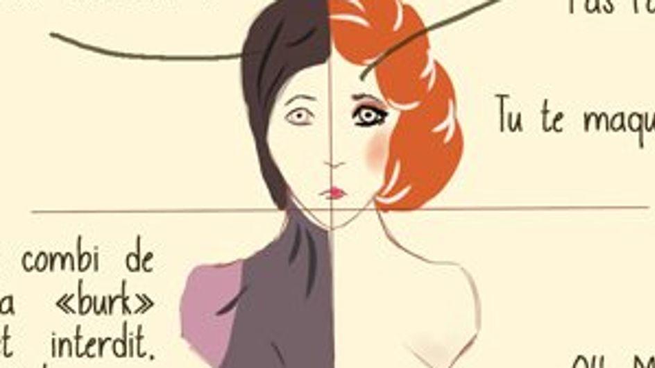 """""""La loterie de l'indécence"""" : Le dessin sur la condition féminine qui fait le buzz"""