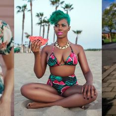 Summer Fashion Trends: estampa tropical