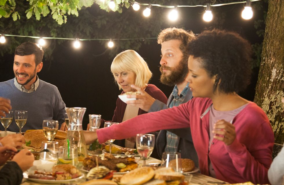 10 motivos por los que cenar en familia puede ser el mejor momento del día
