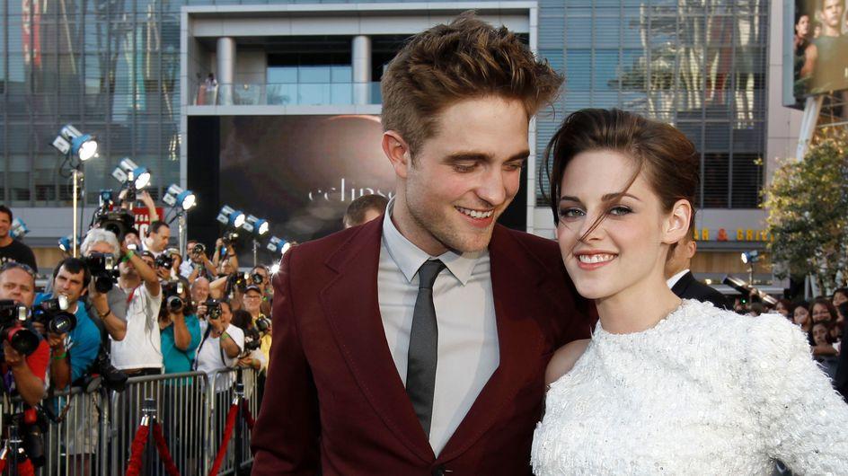 Kristen Stewart y Robert Pattinson: el montaje de la gran pantalla