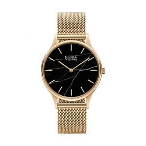 La montre Soir N°79 Mesh de Nicole Vienna, 119 euros