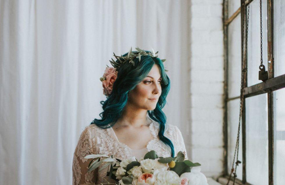 Le jour de son mariage, cette femme paralysée a réservé la plus belle des surprises à sa famille (Photos)