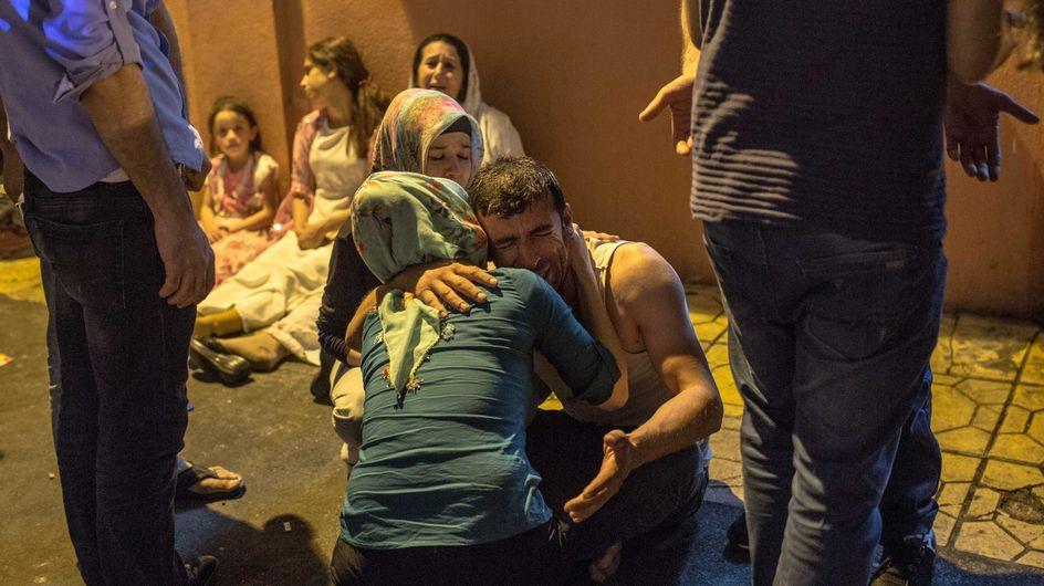 Turquie : 50 morts et une centaine de blessés lors d'un attentat pendant un mariage