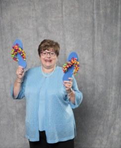 Diane Brockmeir, présidente et directrice générale de Mid-America Transplant Services