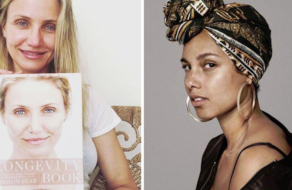 #noMakeup: Warum diese Stars jetzt auf Make-up verzichten und was wir von ihnen lernen können