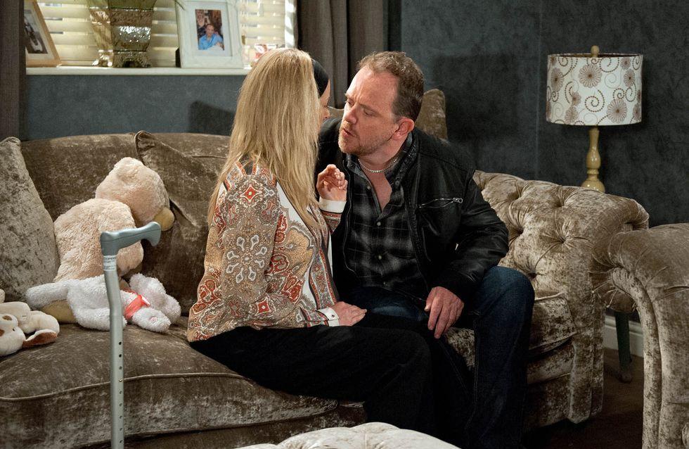 Emmerdale 02/9 - Dan Kisses Nicola, But Someone Is Watching...