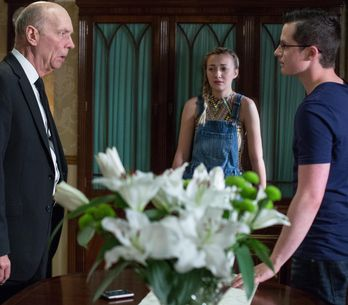 Eastenders 29/8 - Louise Grows Suspicious Of Ben's Behaviour