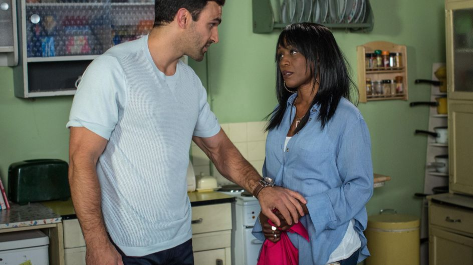 Eastenders 30/8 - Denise Comes To A Shock Realisation