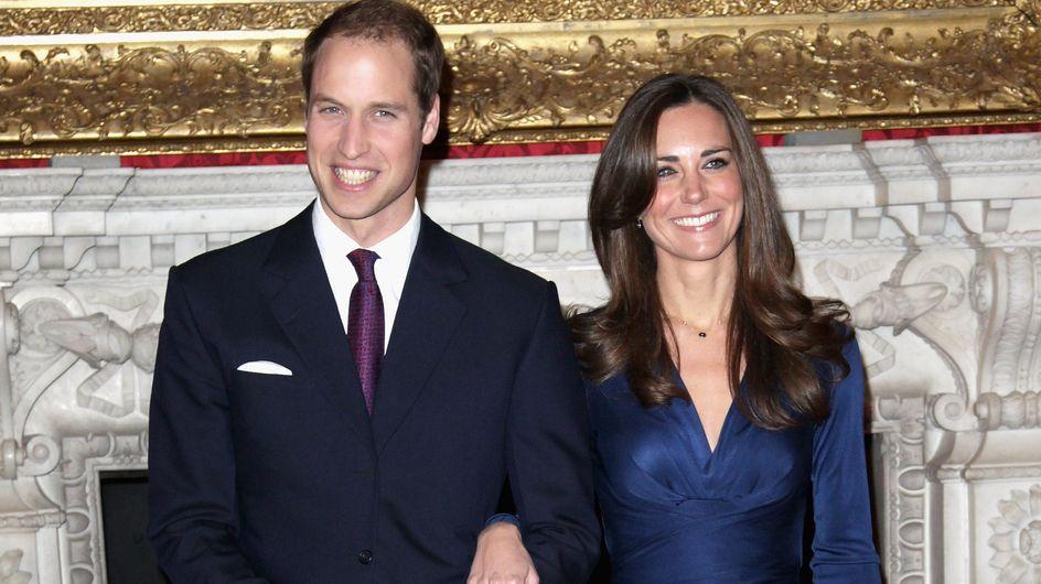 Qui veut une réplique de la robe que portait Kate Middleton pour ses fiançailles ? (Photos)