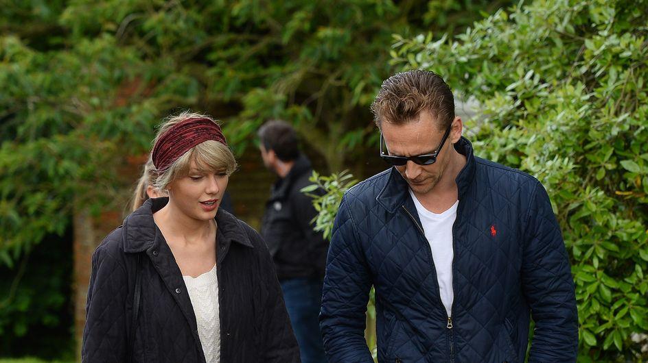 La estrategia de Taylor Swift y Tom Hiddleston para hacer su primera aparición pública