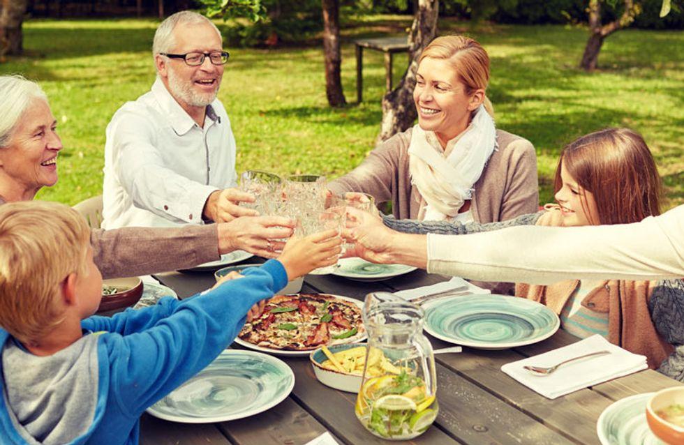 ¡Brindemos por ellas! Consejos para aprovechar y disfrutar las cenas entre diario