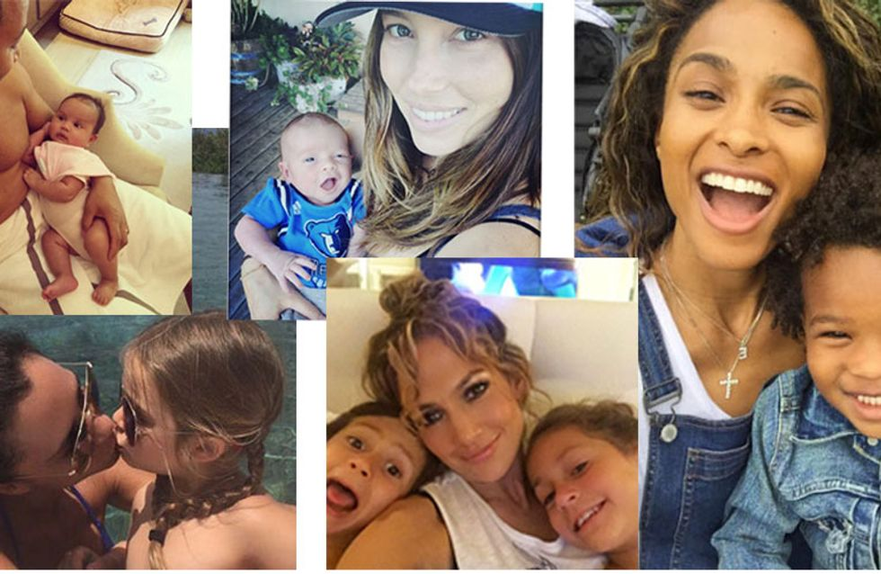 Hey Cuties! 30 Of The Most Adorable Celebrity Kids