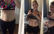 Echt und ungeschönt: Diese Frau zeigt, wie die Folgen von hohem Gewichtsverlust