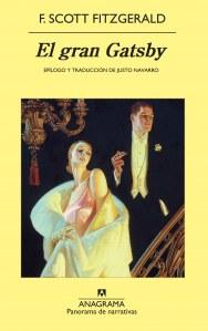El gran Gatsby, de F. Scott Fitzgerald