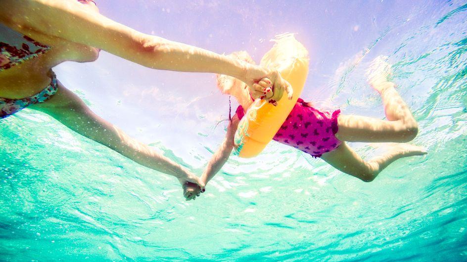 ¡Esencial para todos los papás! El ahogamiento secundario, ¿qué es y cómo evitarlo?
