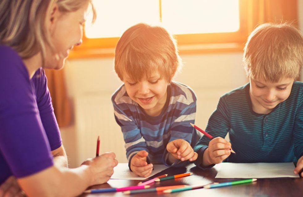 Test: ¿tu hijo tiene demasiados deberes?