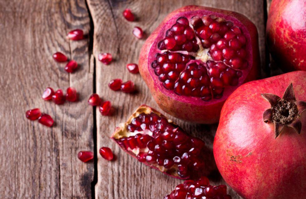 Los 6 beneficios de la granada, la nueva reina de los antioxidantes