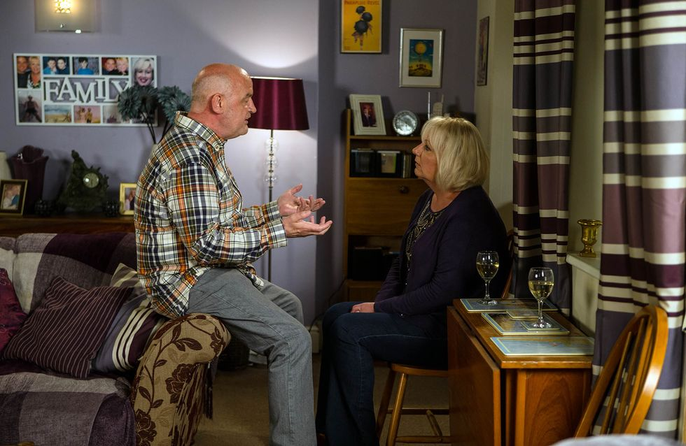Coronation Street 07/9 - Phelan Pushes Todd Further Into Billy's Arms