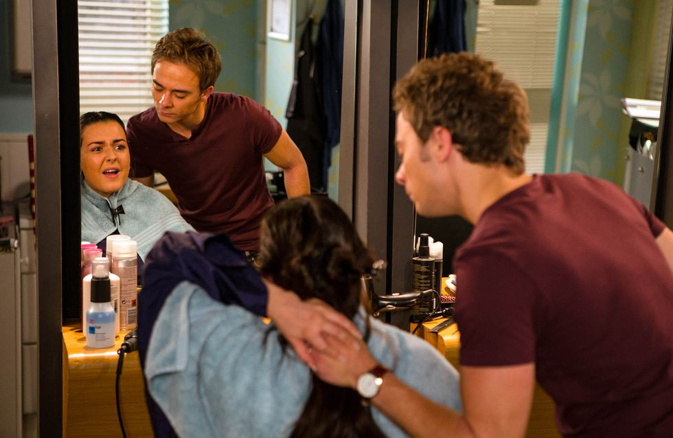 Coronation Street 09/9 - Concerns For David Deepen