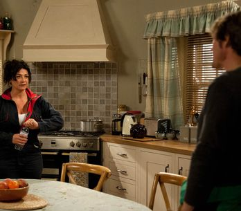 Emmerdale 08/9 - The Search For Belle Is Called Off