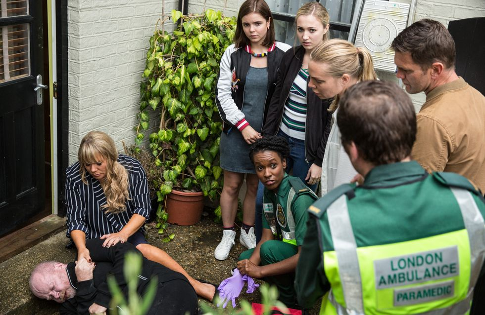 Eastenders 06/9 - The Chaos Continues For The Mitchells