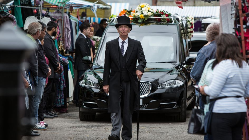 Eastenders 08/9 - It's The Day Of Paul's Funeral