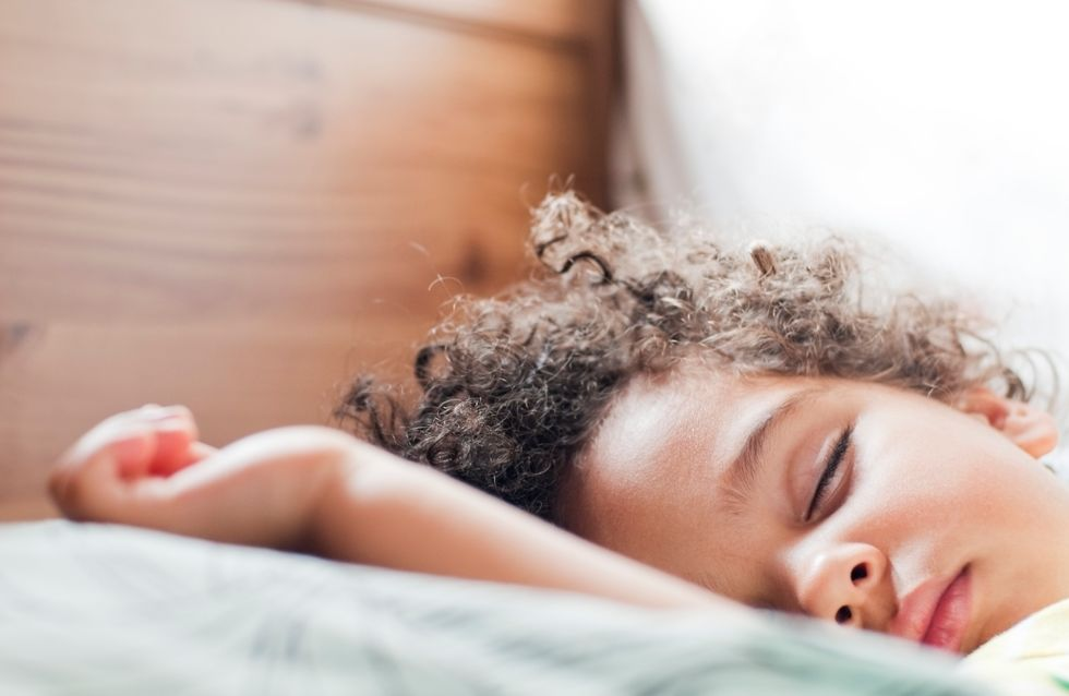Age par âge, combien de temps doit dormir un enfant ?