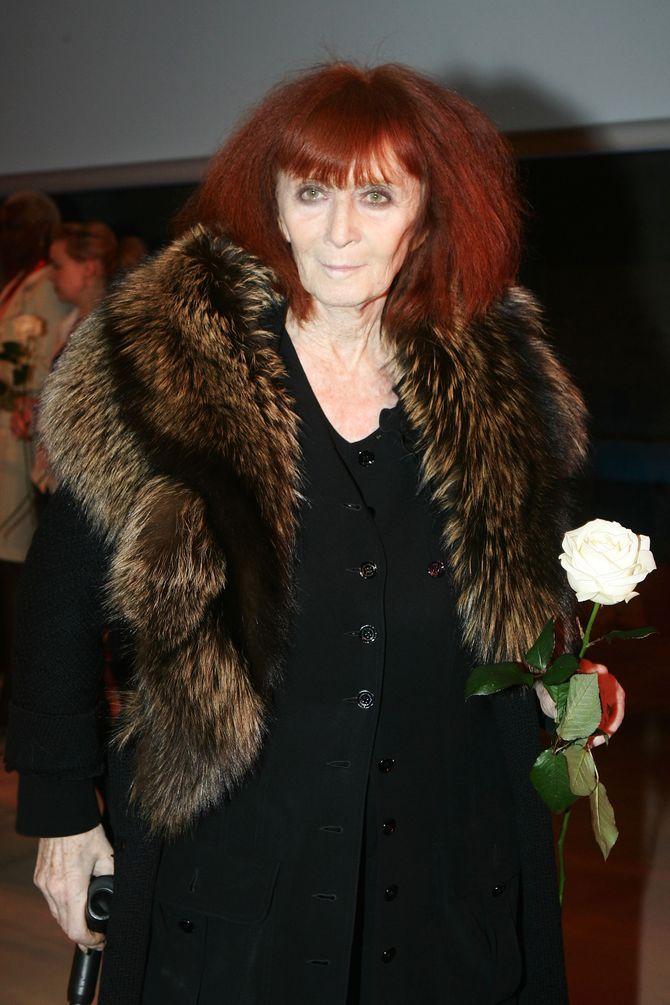 Sonia Rykiel, la reine du tricot, décède à 86 ans