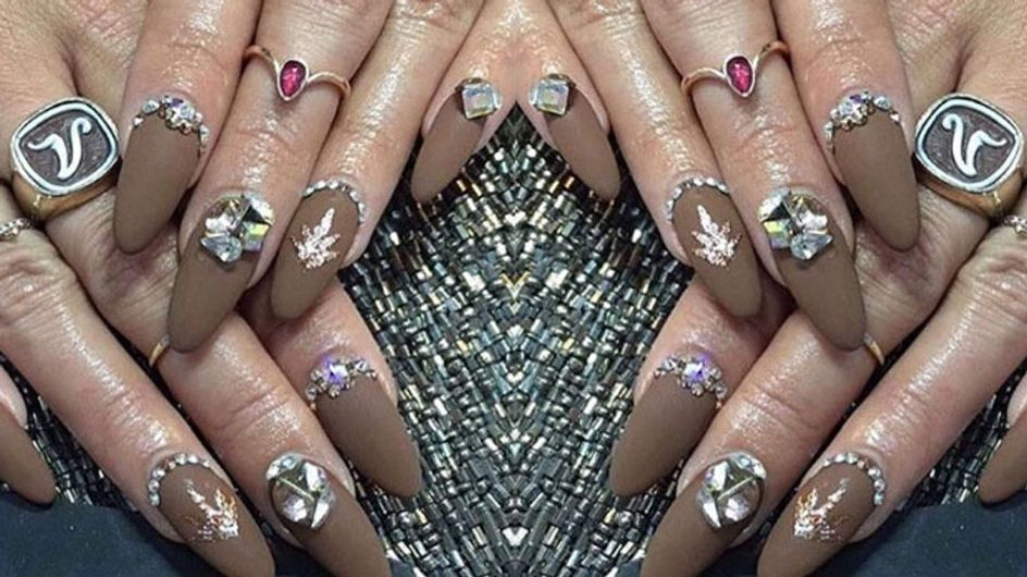 Nailed It! The Coolest Celebrity Manicures You'll See On Instagram