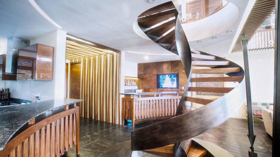 Escaleras polivalentes para dar personalidad a tu casa