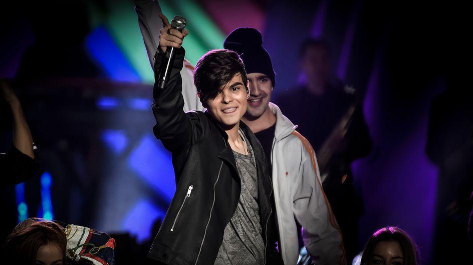 Abraham Mateo ya es mayor de edad: la historia del Justin Bieber español