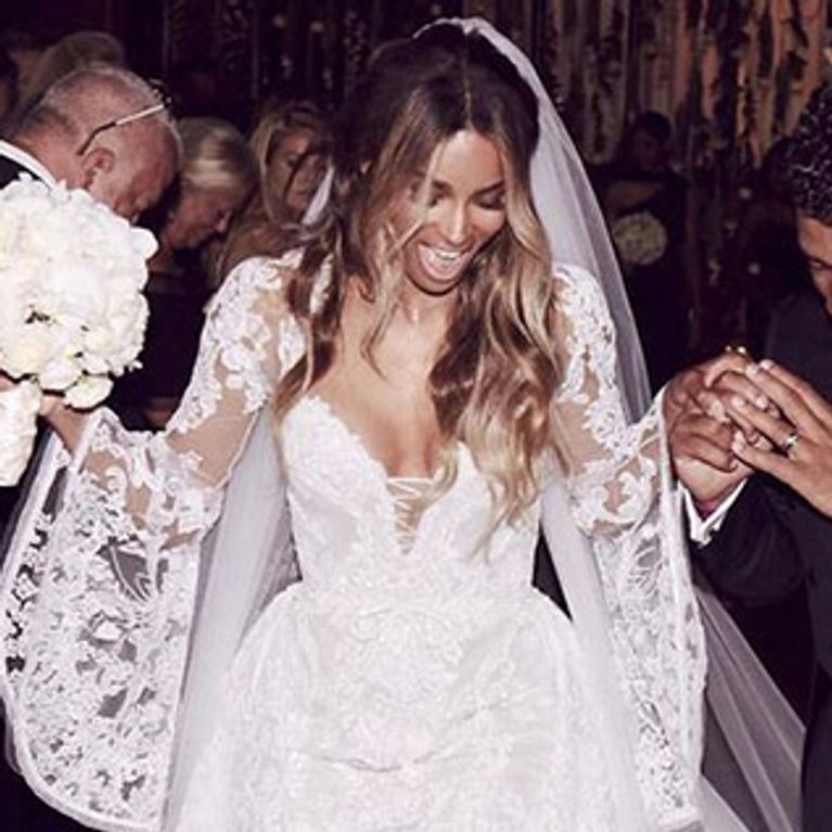 61 Stunning Celebrity Wedding Dress Ideas You Need To Steal