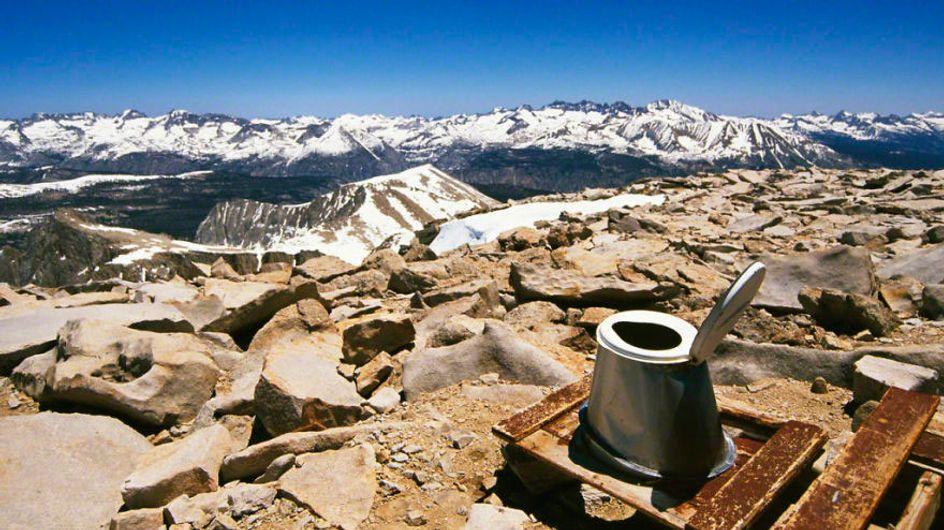 Los baños con las vistas más espectaculares del mundo