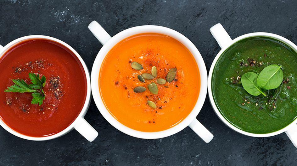 Sopa detox: 6 receitas fáceis, gostosas – e com baixas calorias