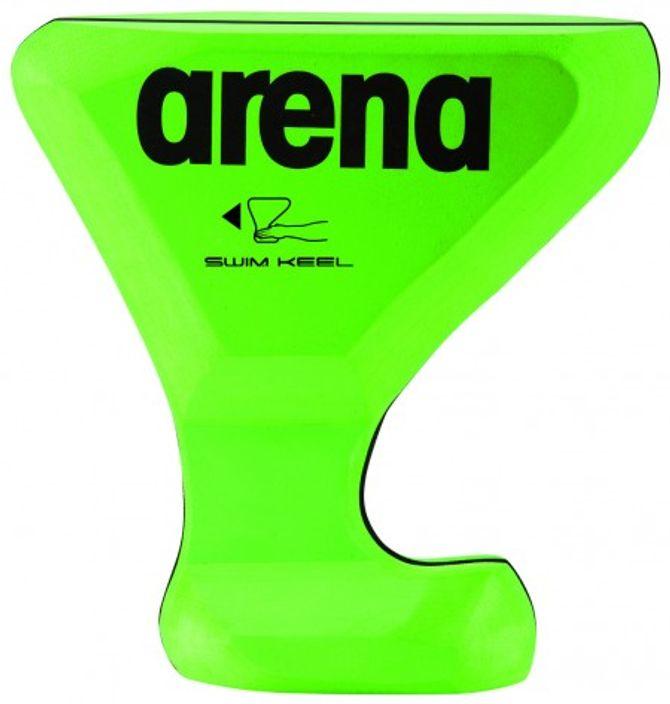 Le Swim Keel d'Arena permet de travailler la flottaison et l'alignement