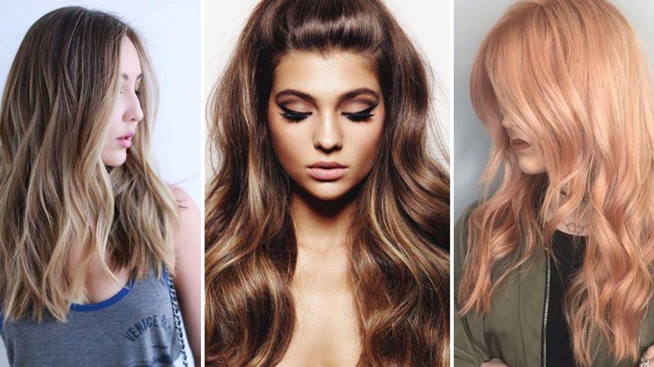 Haarfarben Trends Herbst/Winter 2016: Diese Farben wollen wir JETZT tragen!