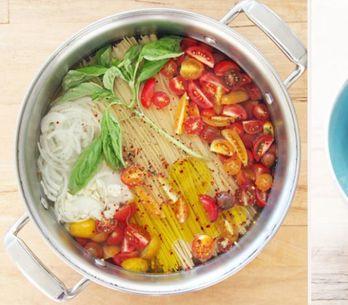 Einfacher geht's nicht: 3 One Pot Pasta Rezepte für die schnelle Feierabend-Küch
