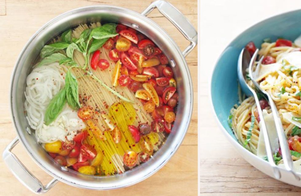 Einfacher geht's nicht: 3 One Pot Pasta Rezepte für die schnelle Feierabend-Küche