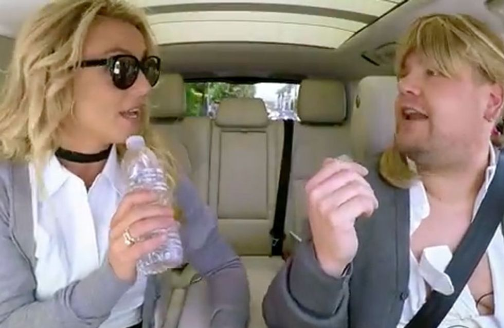 10 Things We Learned From Britney's Carpool Karaoke