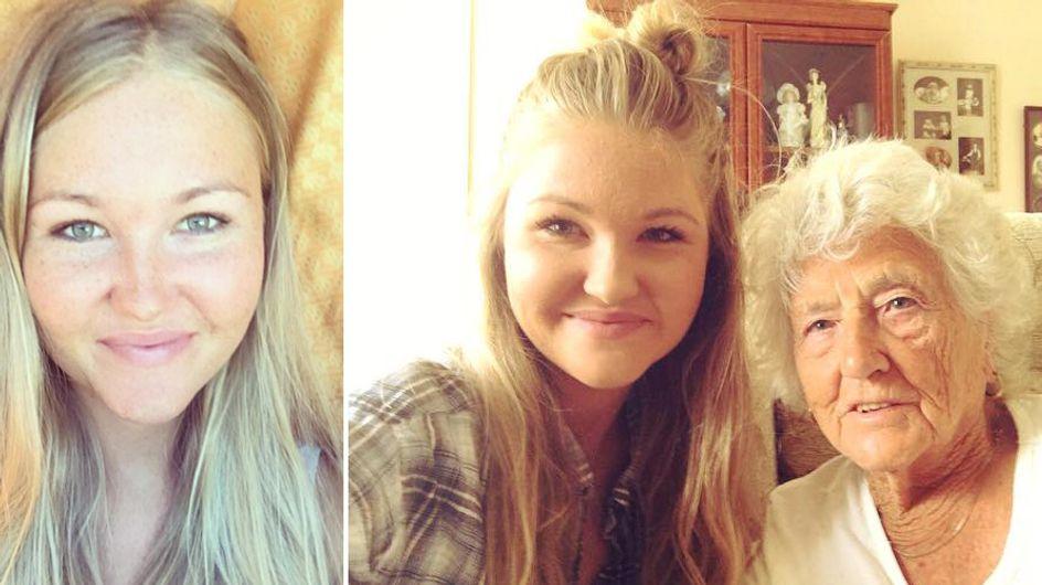 Alter ist nur eine Zahl: Diese Freundinnen trennen 63 Jahre Altersunterschied und es ist ihnen total egal