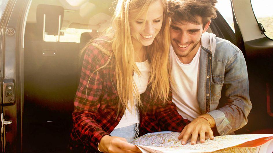 ¡Viva el amor! 7 razones por las que viajar con tu pareja