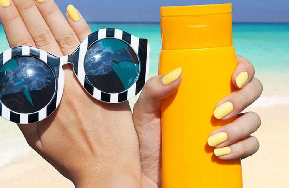 13 protetores solares para pele oleosa
